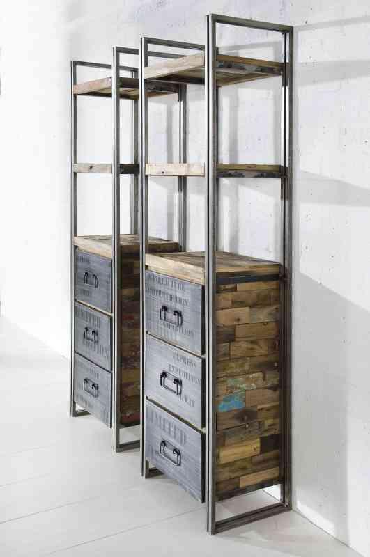 industriële meubels – happy at home, Deco ideeën