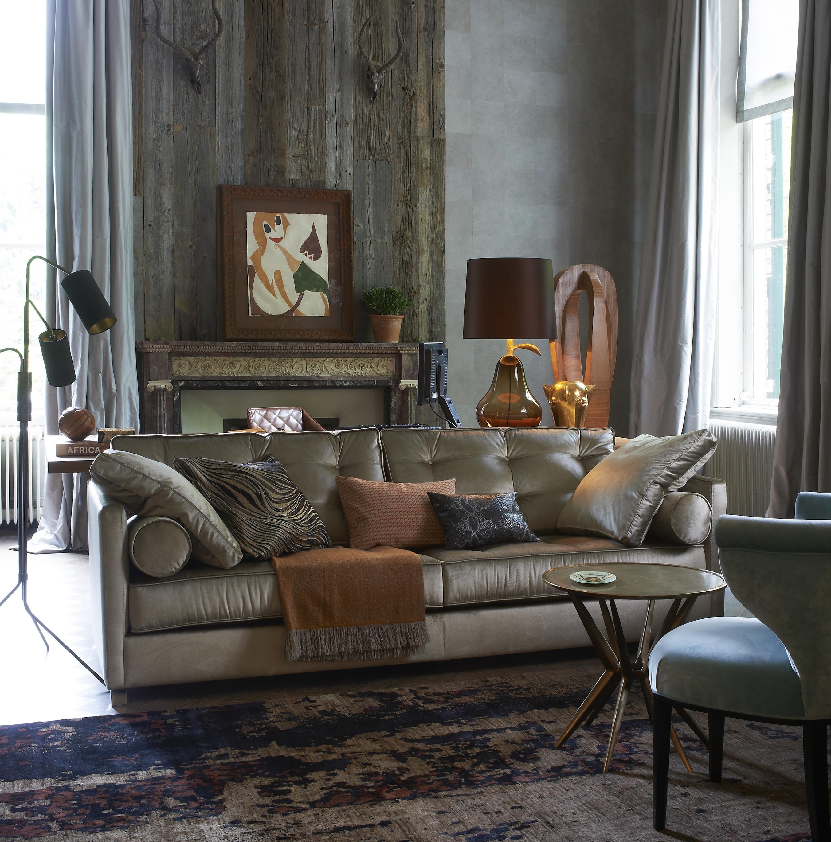 Interieur Ideeen Woonkamer Koloniaal.Woontrend Happy At Home