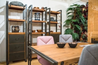 Industriele meubelen