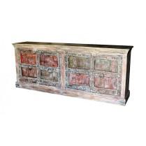 Ibiza meubels oude deuren dressoir happy home