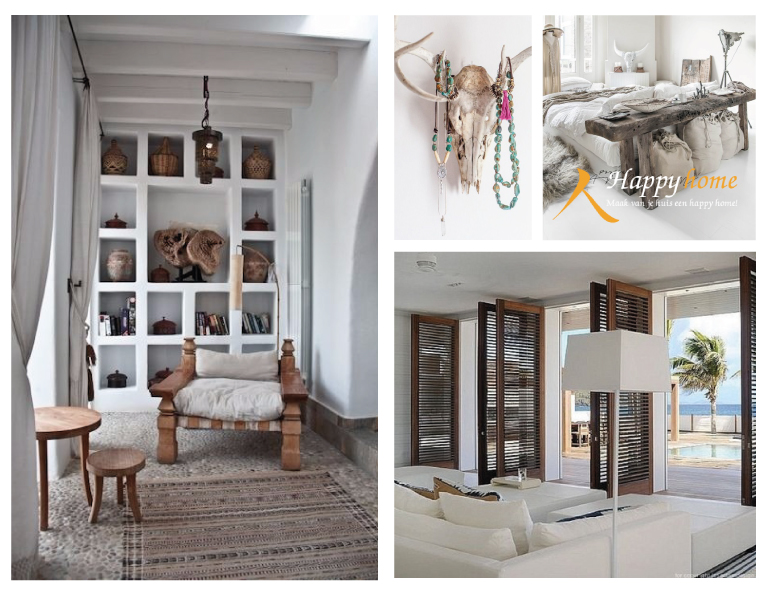 Ibiza Style Interieur : Ibiza style inrichting