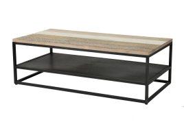 Industrieel ijzer hout meubelen 1015-large
