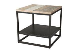 industriele bijzet tafel ijzer hout accacia vita 1016-large