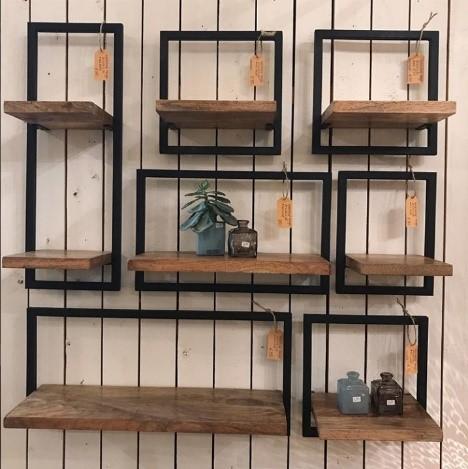 wandplankjes Happy Home wallshelves
